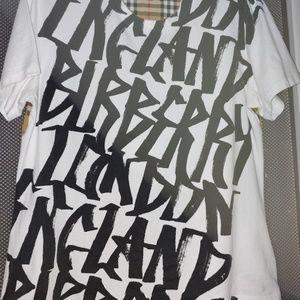 Burberry HTF Vintage check shirt sz M